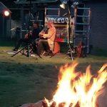 Martin Korthuis & Eddo Pol in Cultuurerf Andledon